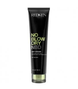 Redken No Blow Dry Airy Cream - fine hair 150ml