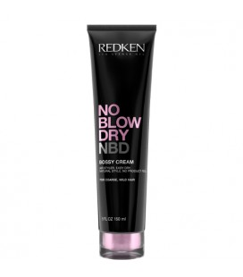 Redken No Blow Dry Bossy Cream - coarse hair 150ml