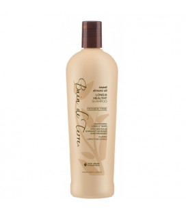 Bain de Terre By Shiseido Sweet Almond Oil longs et sains shampooing 400ml