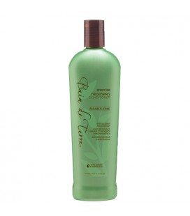 Bain de Terre By Shiseido Green Tea thickening conditioner 400ml