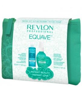 Revlon Equave travel kit fine hair 2X50ml