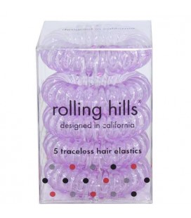 Rolling Hills Elastic with hair without traces