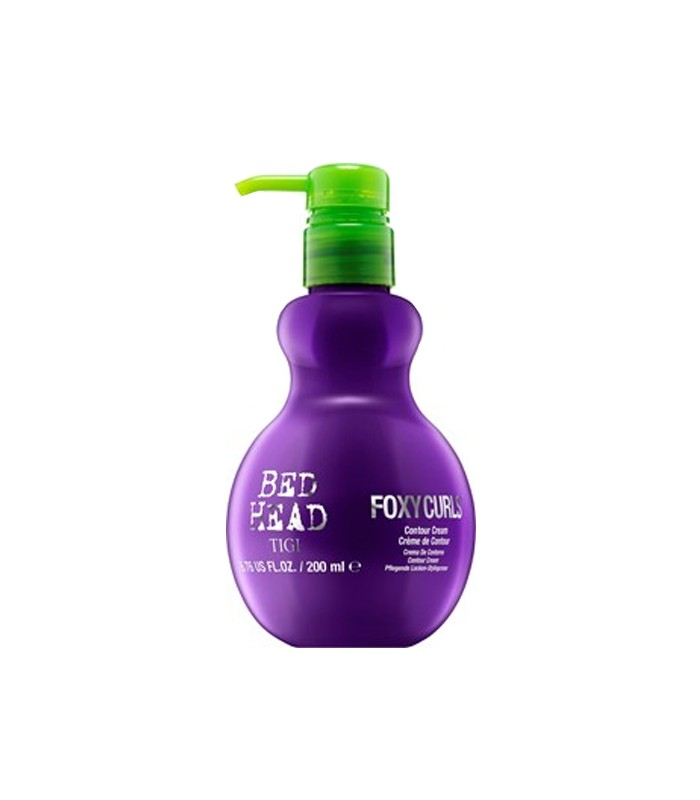Tigi Foxy Curls Contour Cream Curly Hair