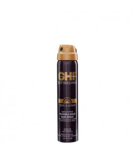 CHI Deep Brilliance Olive & Monoi Oil Optimum Finish - laque coiffante 74g