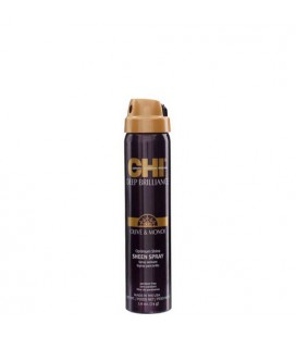 CHI Deep Brilliance Olive & Monoi Oil Optimum Shine - Spray Satinant 74g