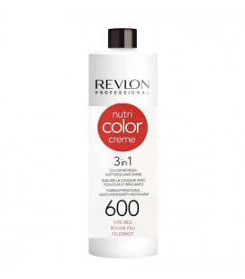 Revlon Nutri Color Creme 600 rouge feu 750ml