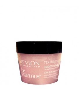 Be FABULOUS Texture Care masque anti-frisottis cheveux lisses 200ml