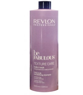 Be FABULOUS Texture Care shampoo curly hair 1000ml