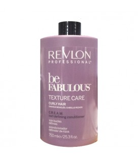 Be FABULOUS Texture Care soin cheveux bouclés 750ml