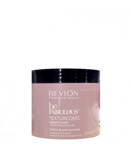 Be FABULOUS Texture Care masque anti-frisottis cheveux lisses 500ml
