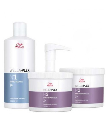 WELLAPLEX hairdressing kit 500ml - WELLA PLEX - Wella Professionals