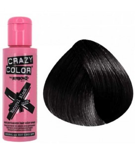 Crazy Color Natural Black 100ml