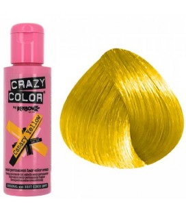 Crazy Color Canary Yellow 100ml