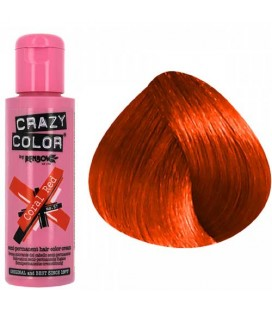 Crazy Color Rouge Corail 100ml
