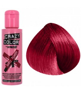 Crazy Color Rouge Rubis 100ml