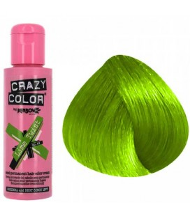 Crazy Color Lime Green 100ml