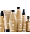 Redken All Soft . Dry hair