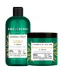 Nature nutrition collections for dry and devitalized hair