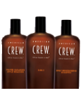 American crew shampoos and care